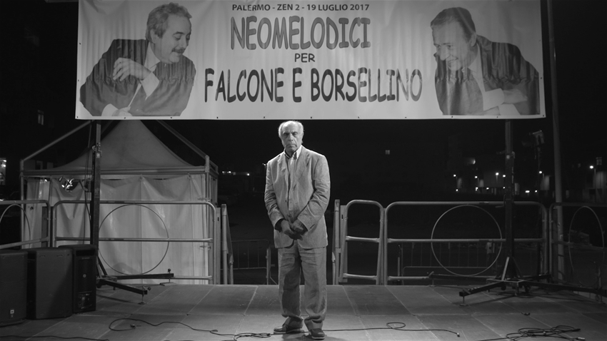 Franco Maresco: Neomelodics for Falcone and Borsellino